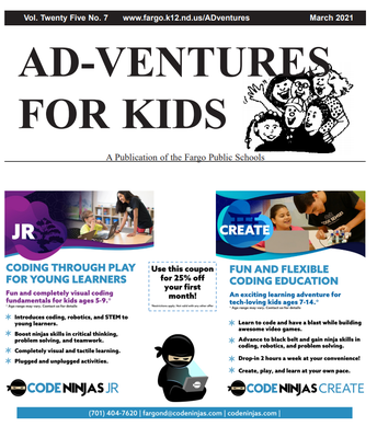 AD-Ventures: Seasonal Activities for Kids