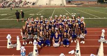 Arbor Creek Cheerleaders