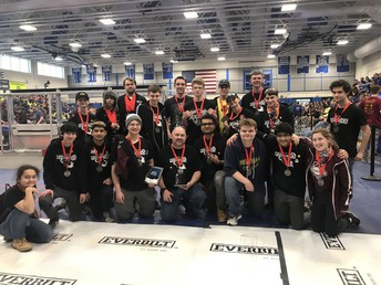 Robotomies shine in Granite State Competition!