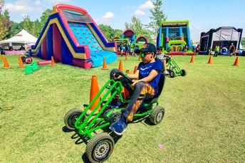 The Inflatable Run & Festival OC