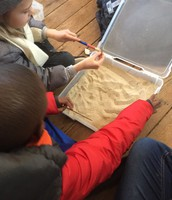 2nd Grade Travels to Mordecai House