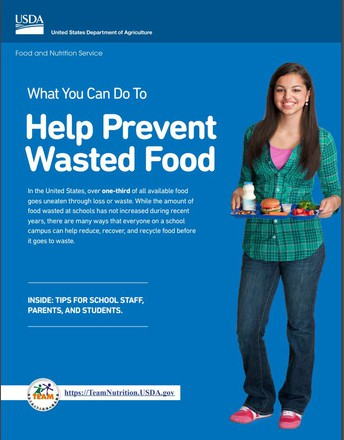 What You Can Do to Prevent Wasted Food Resource