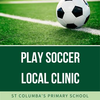 Grasshopper Soccer Term 1 - offsite coaching sessions