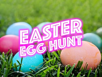 EASTER EGG HUNT FOR THE KIDS!