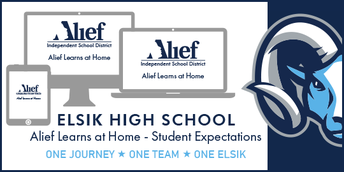Alief Learns at Home