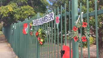 ANZAC Fence