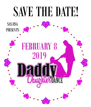 Daddy Daughter Dance Tickets Now On Sale--$30 Per Couple By Feb. 1