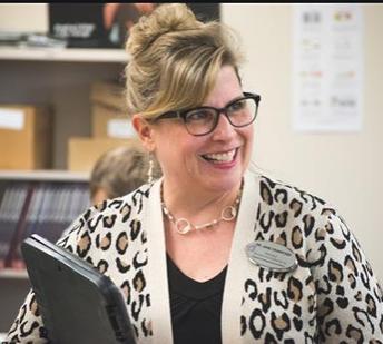 Dr. Jane Crawford, Principal
