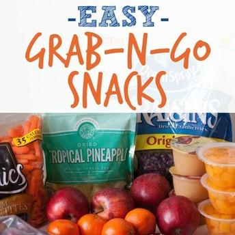 Friday, Nov. 22nd - Family Center Grab n' Go Breakfast