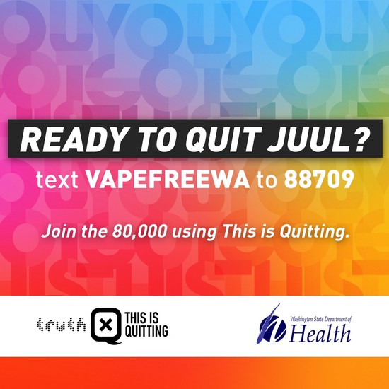 Text VAPEFREEWA to 88709