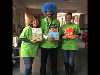 Read Across TES!