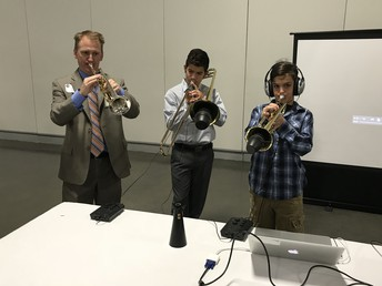 Silent Brass Demonstration