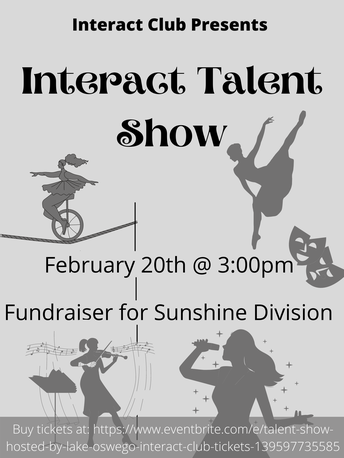 Interact Club Talent Show