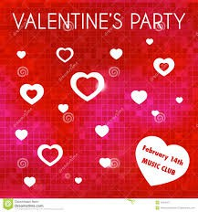 Valentine's Day Parties - February 14th