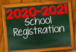 Inscripciones para el próximo año escolar 2020-2021