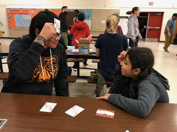 First Family Math Night draws a crowd