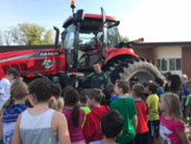 FFA-Take Your Tractor to School Day
