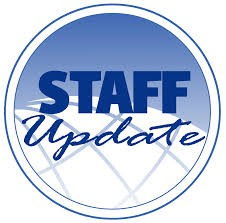 Staffing Updates