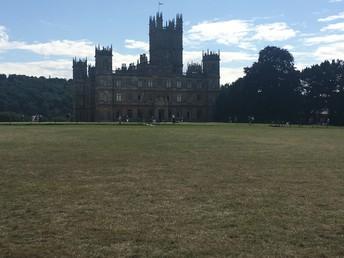 Highclere Castle (Downton Abbey)