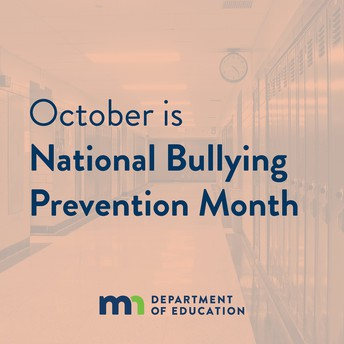 Bullying Prevention Month