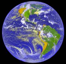 [stock photo:  Earth]