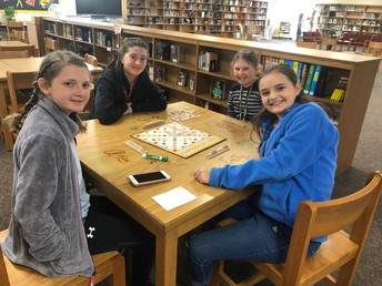 Library Club Competition
