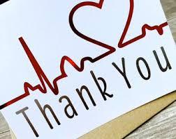 ¡Actos de bondad para nuestros trabajadores de la salud!