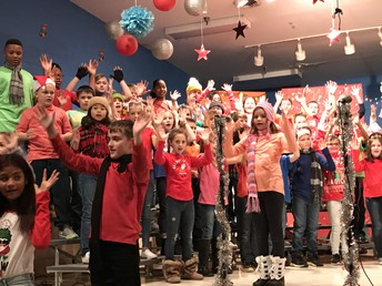 Gr 5 Holiday Show