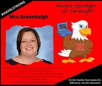 Mrs. Greenhlagh