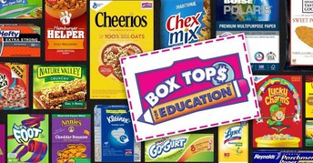 Save your Box Tops