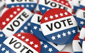 No School Tuesday, Nov 6th: Election Day