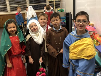 All Saints Day - Celebrated Wednesday, October 28th
