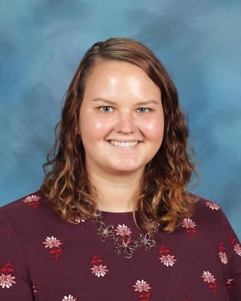 Picture of Amanda McBryde, 1st grade teacher