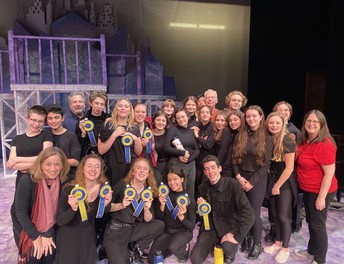 AHS Results at the Regional Acting Competition