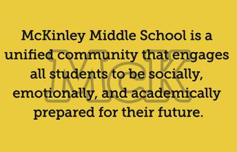McKinley Mission Statement