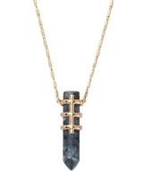 Legend Pendant Necklace-Gold