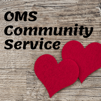 Community Service Club officially kicks off Thursday, April 15th!