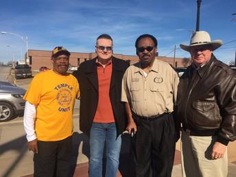 Celebrating MLK Jr. Day