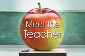 Meet the Teacher Night for 2019 -2020