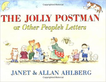 The Jolly Postman or Other People's Letters (Grades k-2)