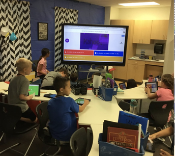 Kahoot! to Review