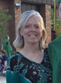 Theresa Geyer, Receptionist