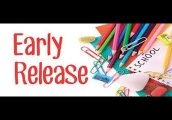 AMENDED EARLY RELEASE DATES FOR 2018-19