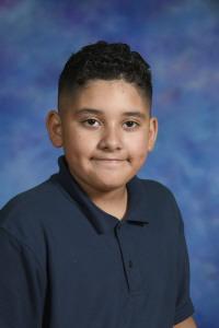 6th Grade Star of the Week/Estrella de la semana de 6º grado