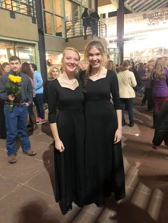 Elizabeth High School students attend All-State Choir