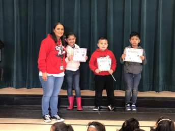 Maestra Lozano's 1st Grade
