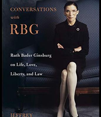 Ruth Bader Ginsburg: a life  by De Hart, Jane Sherron