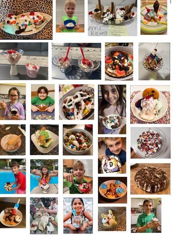 Ice Cream Sundae Contest