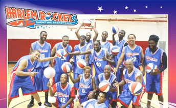 Harlem Rockets come to Danville! May 31st at 6:30pm