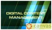 Digital Content Management Using Canvas Summer 2017